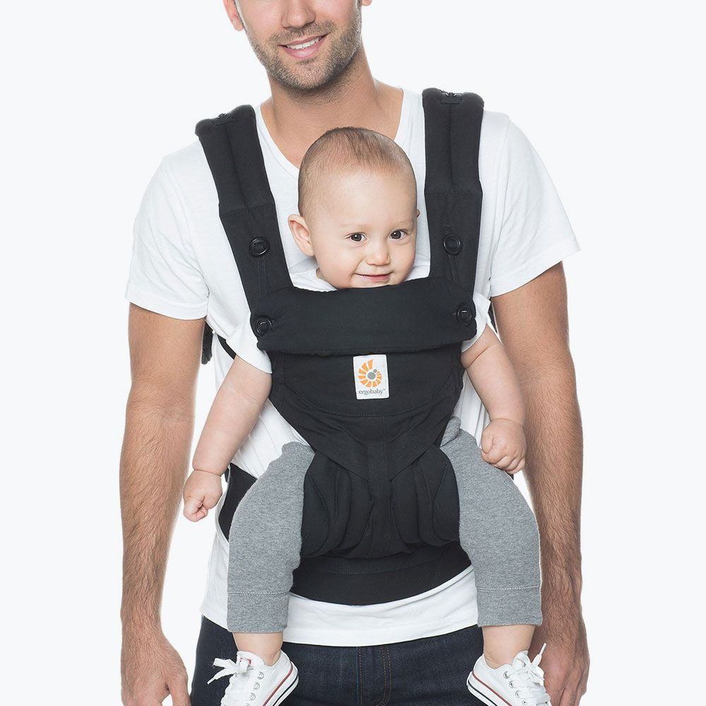 Рюкзак-кенгуру Ergobaby 360 - Pure Black