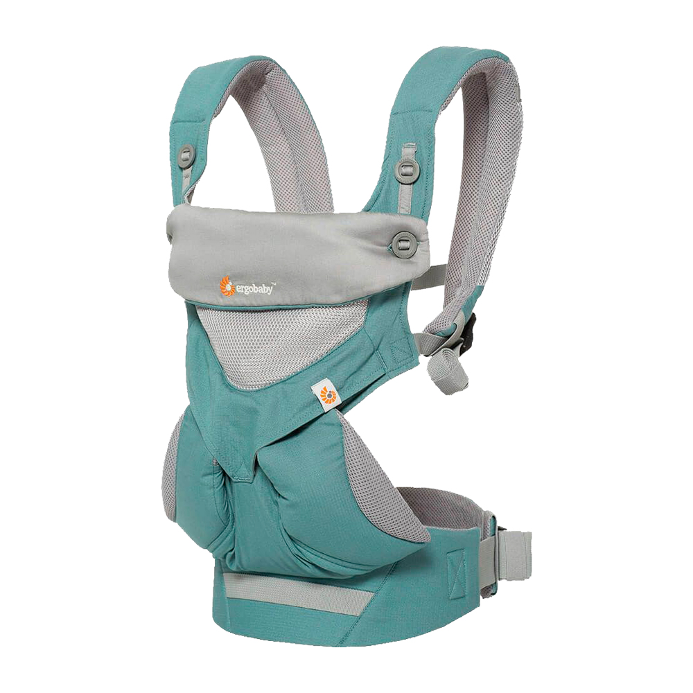 Рюкзак-кенгуру Ergobaby 360 Cool Air Mesh - Icy Mint